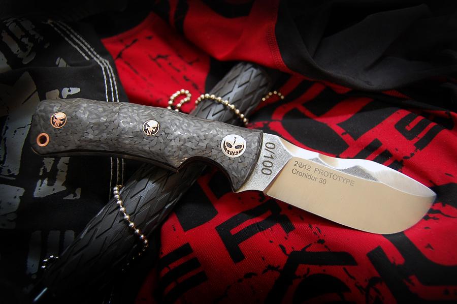 Армагеддон 2012 прототип ножа