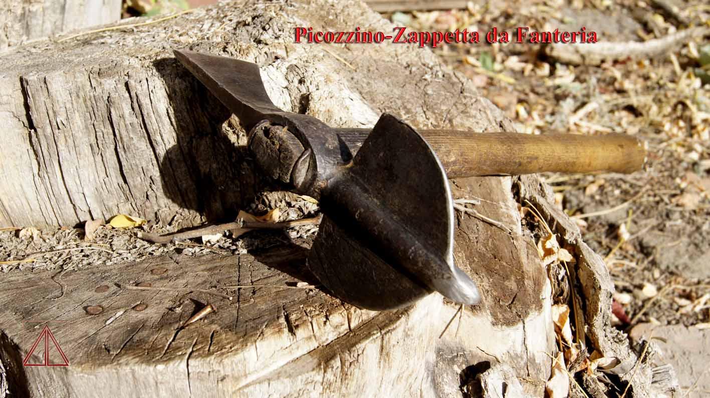 Picozzino Zappetta Da Fanteria 3888 с