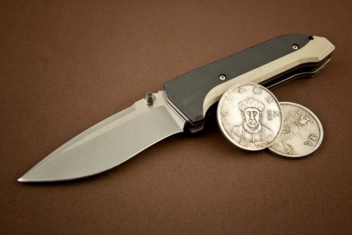 3-1_Journeyman, 3.5'' Blade Collection Black & Tan G10. $450.jpg