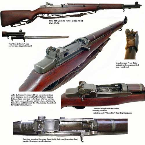 M1 - M6 - Армейское и тактическое ХО - Русскоязычный ножевой форум