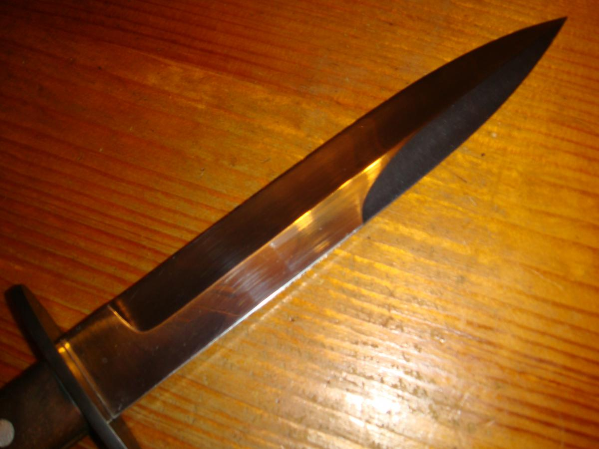 Как наточить нож как лезвие в домашних условиях