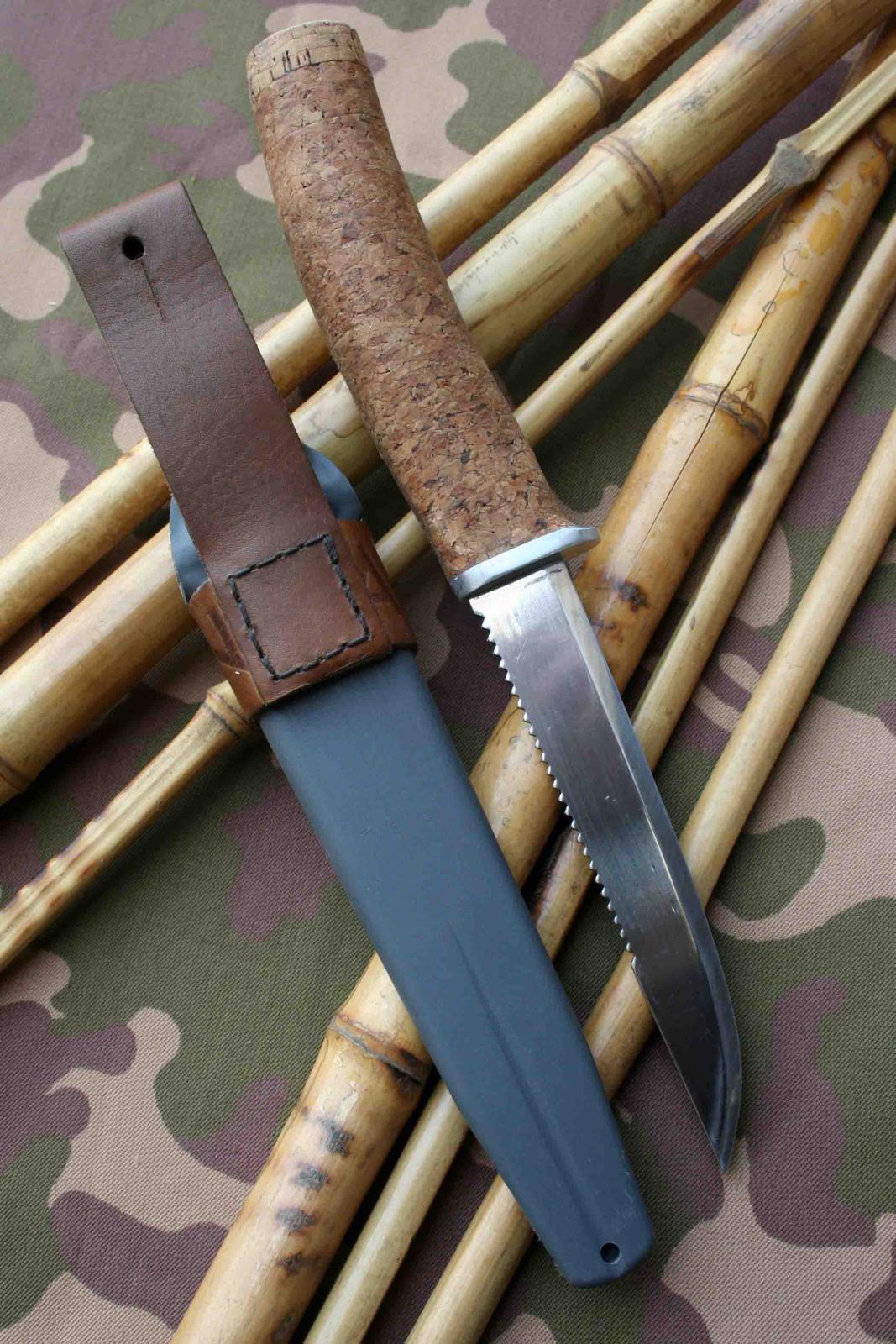 Ручка для ножа своими руками из пробки 863