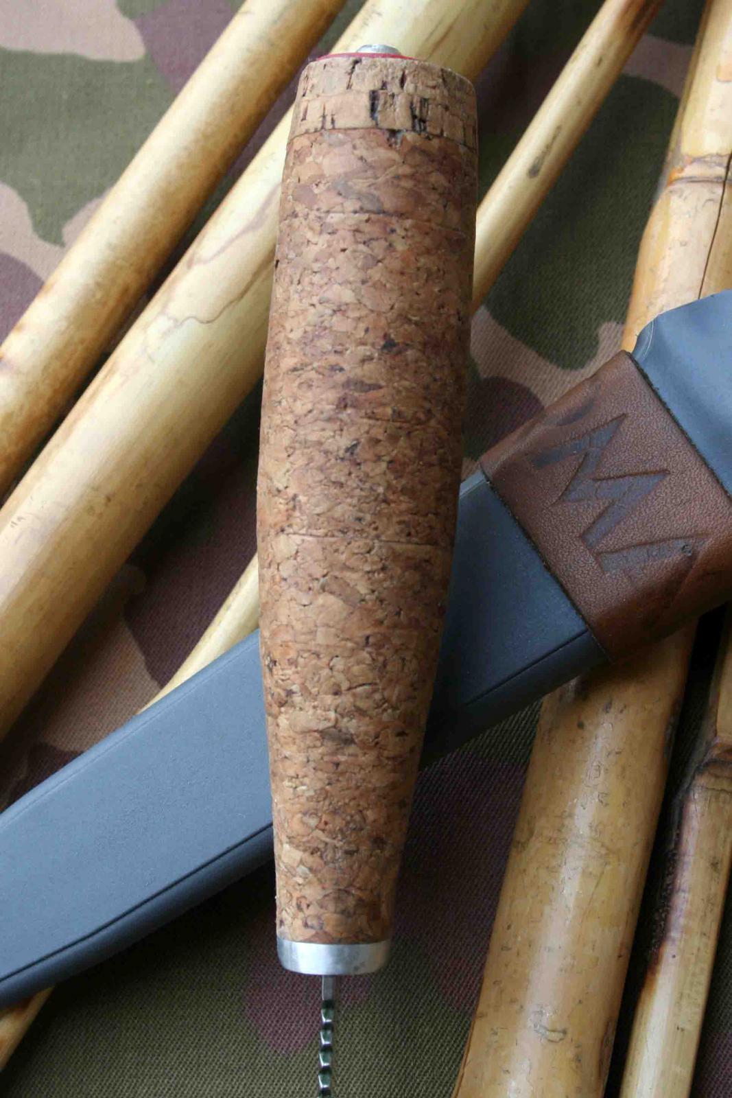 Рукоятки для ножей из пробки своими руками фото 766