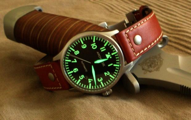 Немецкие часы пилот