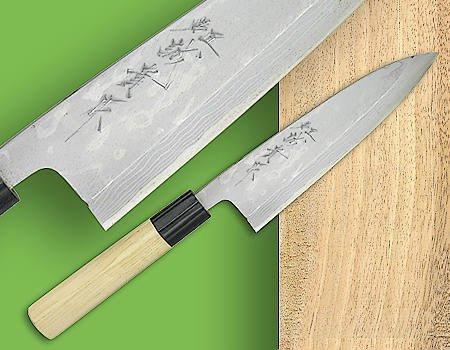 Shigeki Tanaka - 7.25'' Prep (Mioroshi) Damascus Knife.jpg