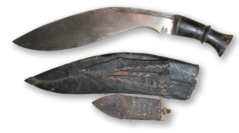 Современный нож кукри купить