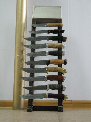 Прошу помочь с оформлением коллекции - Мастерская - Русскоязычный ножевой форум