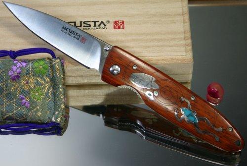 LMC-1211  Kaeru (Frog), VG-10, Cocobolo wood.jpg