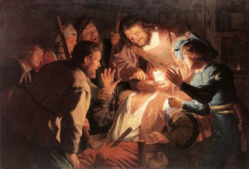 The Dentist 1622 - Gerrit Van Honthorst..jpg