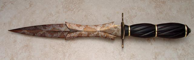 Josh Smith Knives. Art-Dagger.jpg