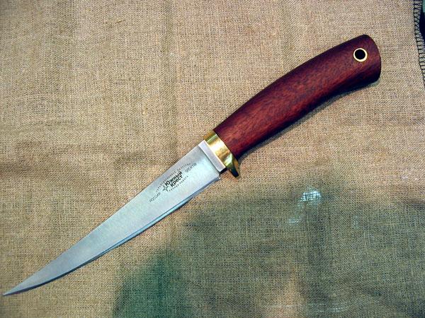 Нож филейный своими руками