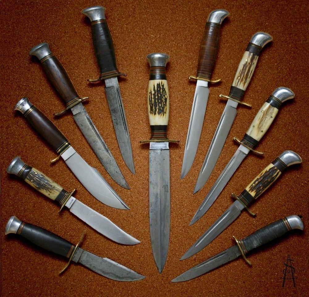 Ножи из Eskilstuna