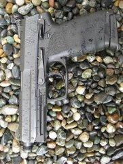 HK USP .45 Tactical