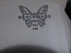 Benchmade 630 Skirmish (6)