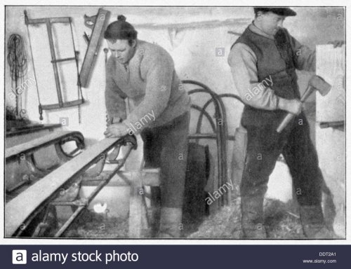 the-carpenters-shop-amundsens-south-pole-expedition-antarctica-1911-DDT2A1.jpg