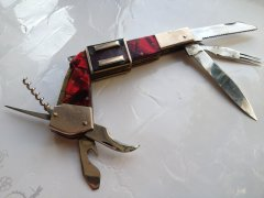 Подарочные ножи СССР