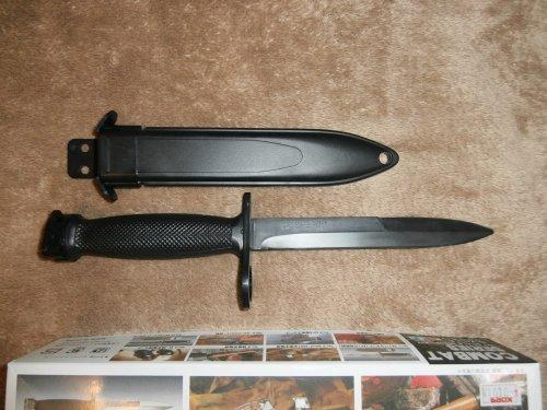 штык-нож M7 (винтовка М-16) модель 3.JPG