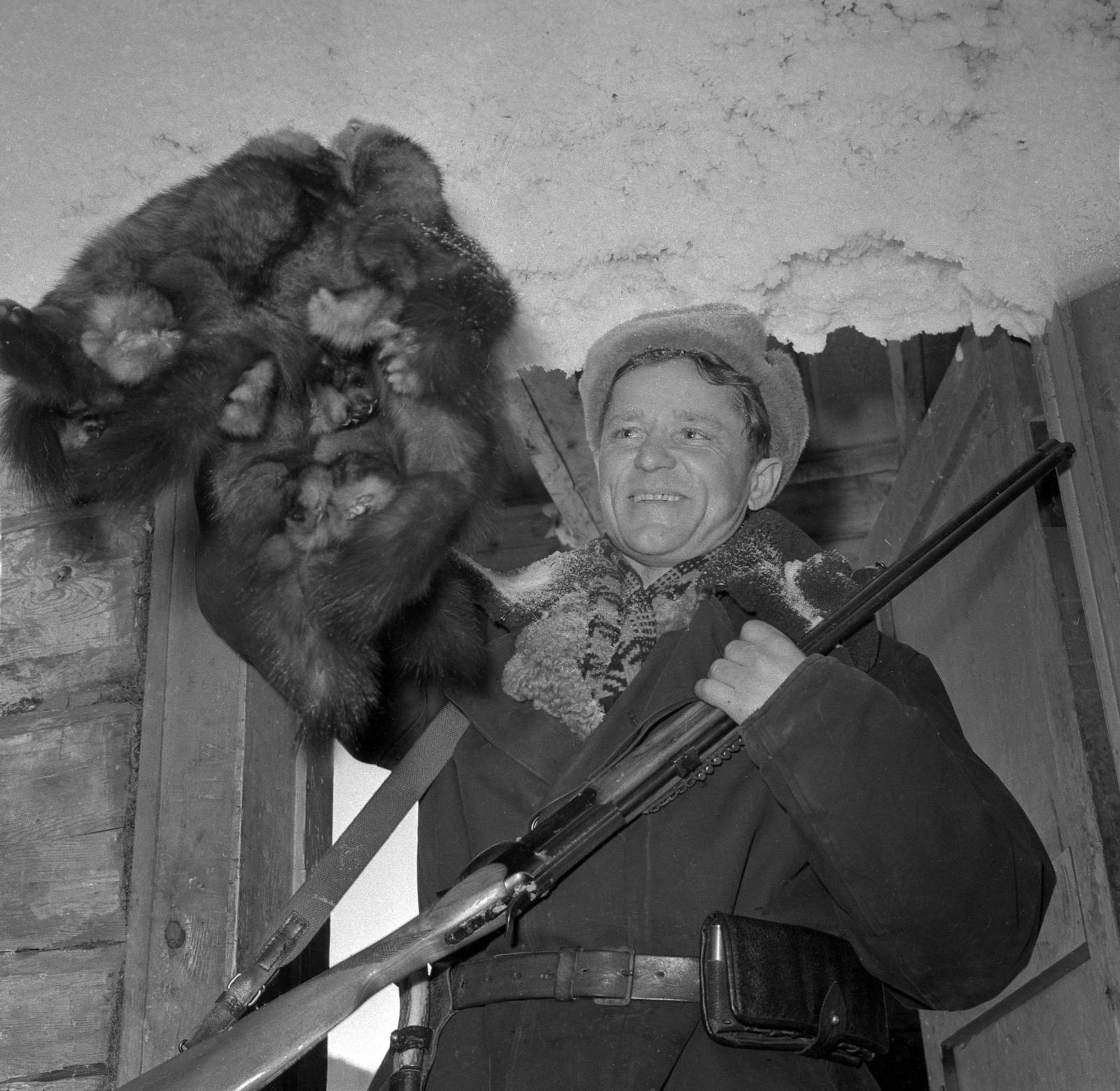 советский охотник картинка вам