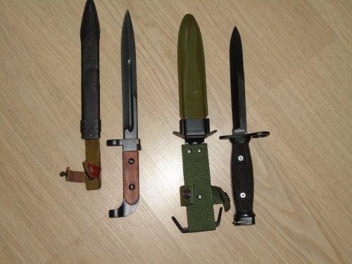 Штык-ножи М7 обр. 1964 г. и 6Х2 произв-ва Мастер-К (Китай) (3).JPG