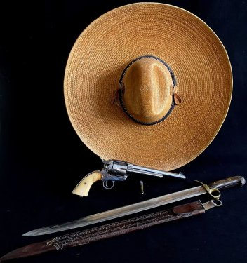 The Vaquero knife is an english importation Rabone Brothers & Co second half 19th..jpg