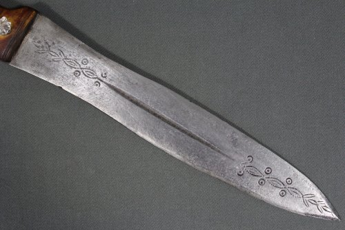 Antique kindjal (sword dagger) from Maghreb - 19th century 5.jpg