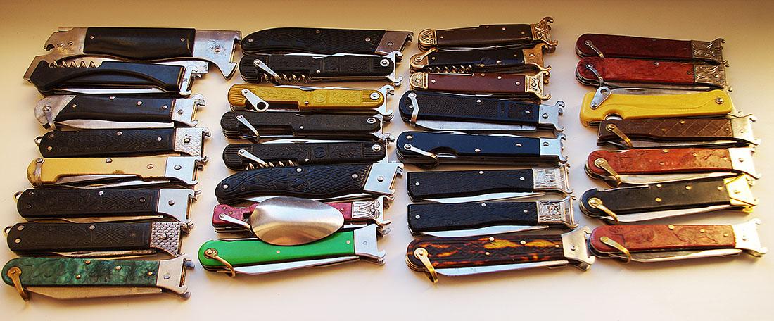 ножи складные ссср фото