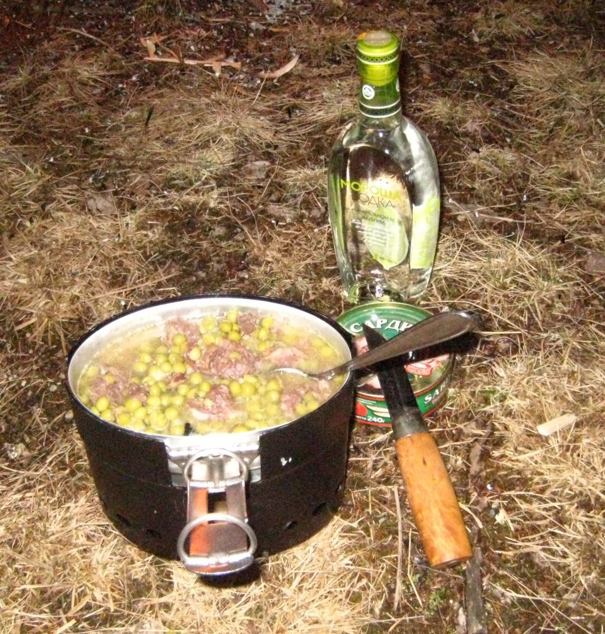 это походная кухня рецепты с фото прощания прославленным мэтром