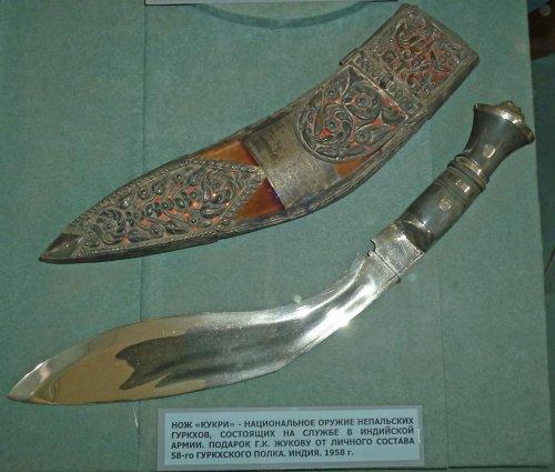 Нож кукри как сделать самому