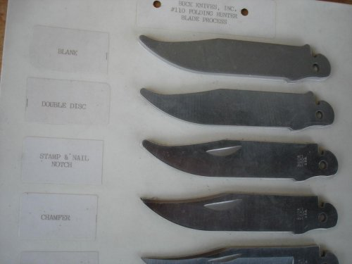BUCK 110 FOLDING HUNTER KNIFE BLADE PRODUCTION PROCESS 2.jpg