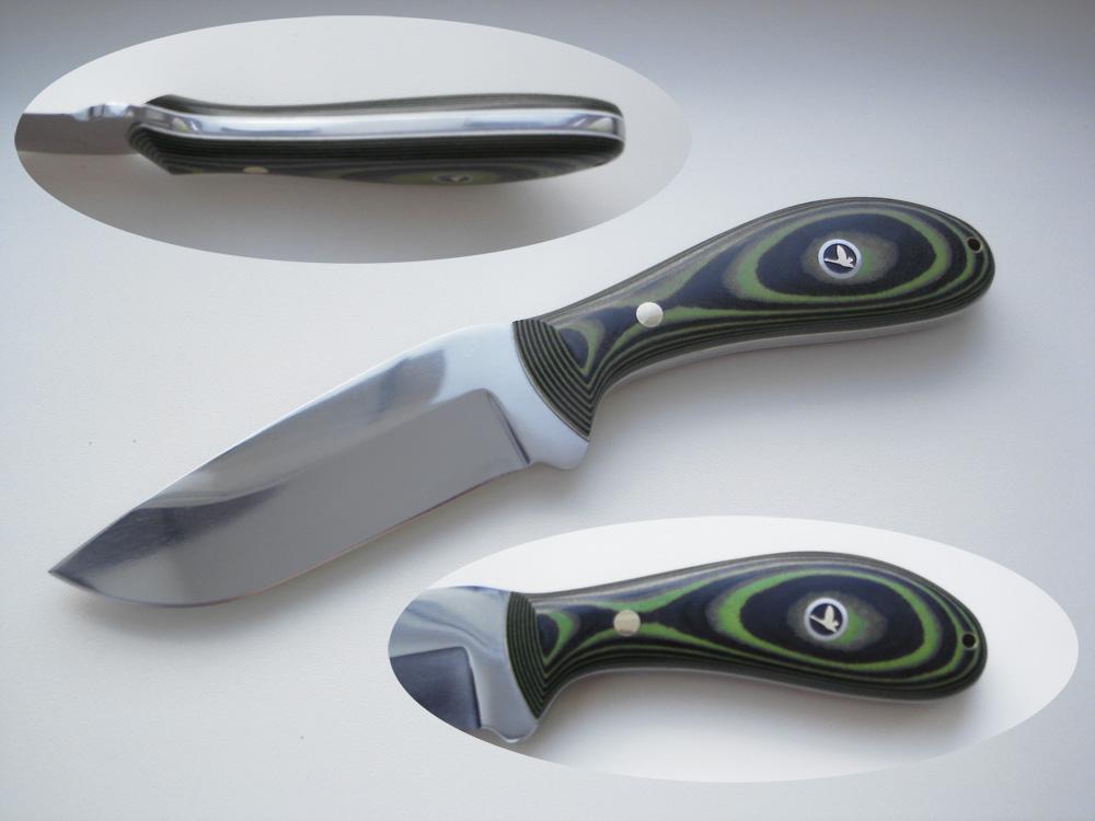 Ножи от Романа Гусева - Отечественные производители - Русскоязычный ножевой форум