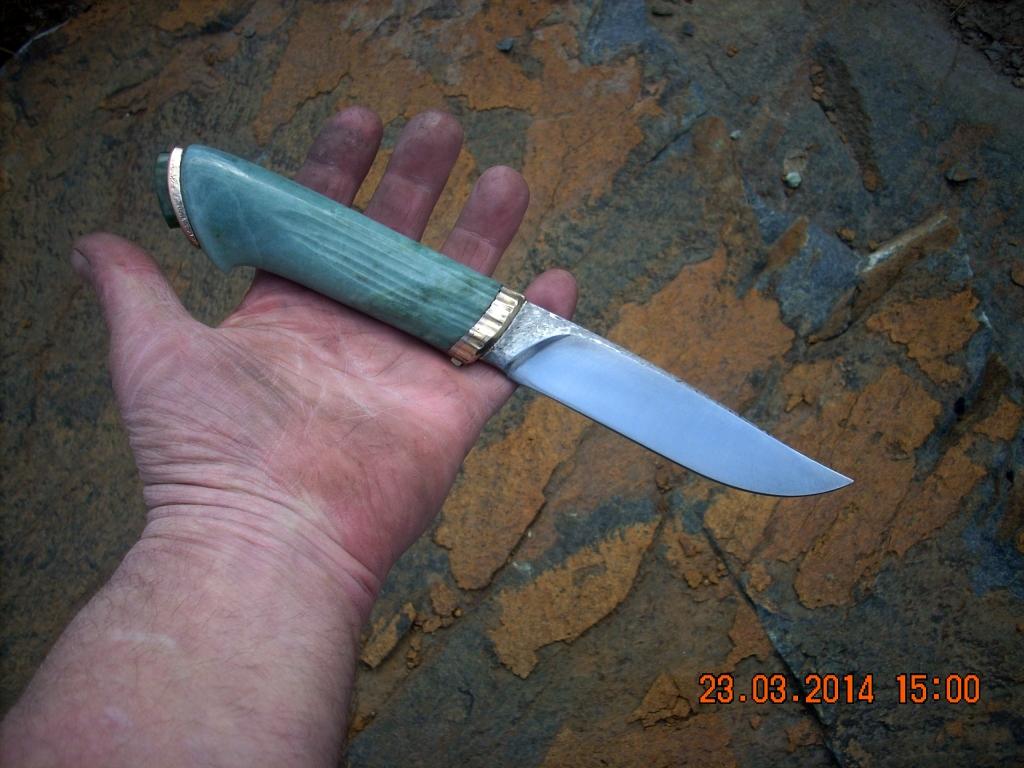 Нож из напильника своими руками в домашних
