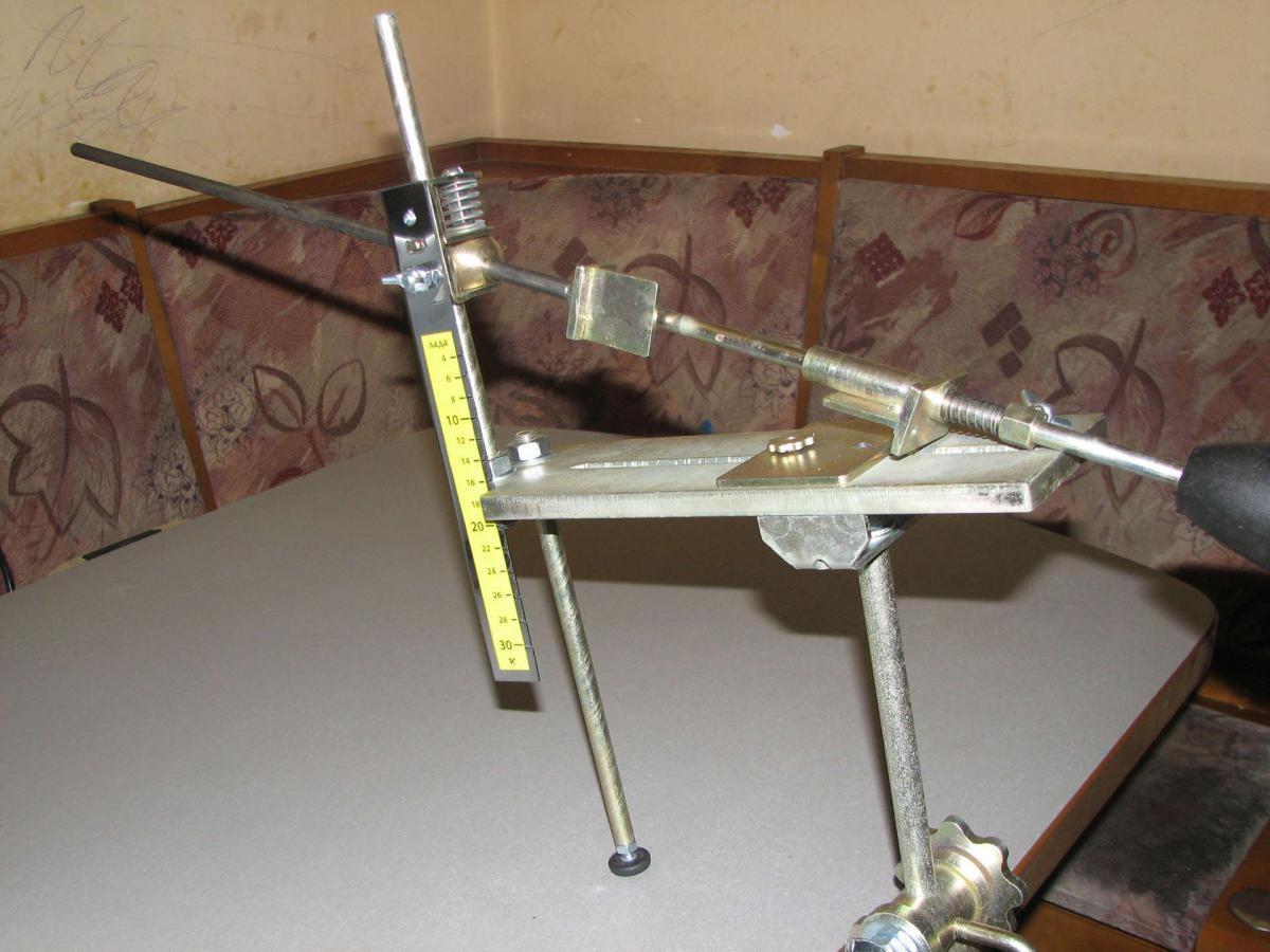 Заточной станок своими руками чертежи фото 973