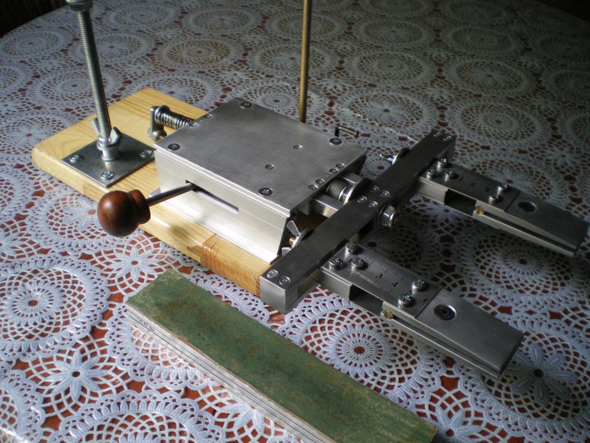 Простой станок для сверления печатных плат - В домашнюю 88