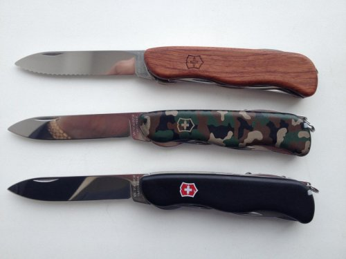 11. Victorinox Swiss Cheese Knife Hardwood 0.8301.69112US2, Nomad, Forester.JPG