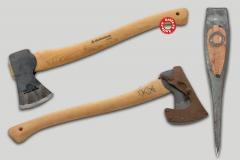 topor hultafors hunting Axe 840710 p153 4