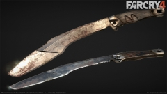 Kukri machete  Far Cry 4
